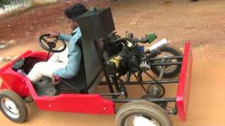 Gojan Student Project Fabrication Of High Performance Vehicle & E- Bike