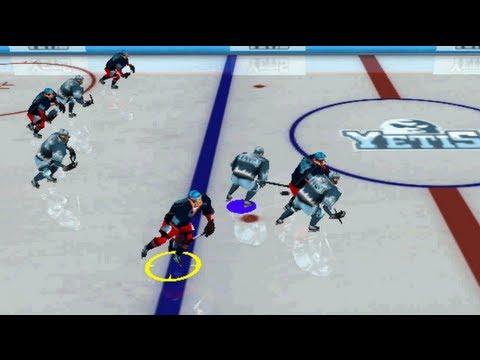 Ice Hockey Heroes Miniclip Gameplay Magicolo 2012 Youtube