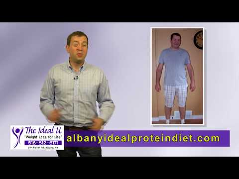 The Ideal U- Testimonial- Weight Loss Solution