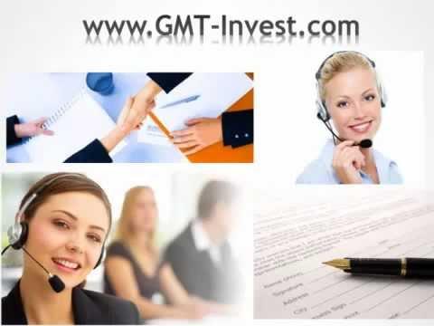 Инвестирование в GMT Invest! до 20% в мес. Лучший  Обзор Проекта,Регистрация,Презентация, TauNigma