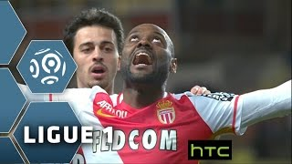 But Vagner LOVE (5') / AS Monaco - Stade de Reims (2-2) -  / 2015-16