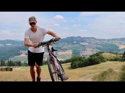 da Bologna a Firenze in bici