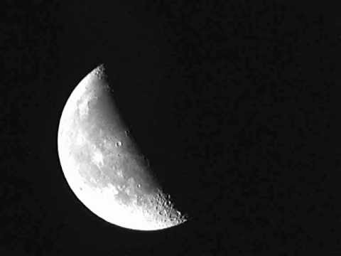 Moon 9th September, 2012 (Amalthea mix)