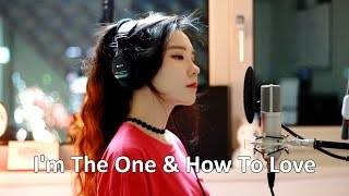 I'm The One & How To Love - DJ Khaled & Lil Wayne ( MASHUP cover by J.Fla )