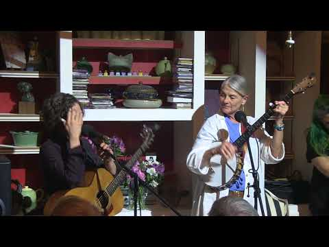 Sheila Kay Adams sings