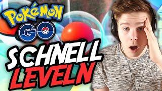 Pokemon GO: SCHNELL LEVELN UND VIELE POKEMON BEKOMMEN!