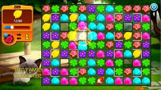 Lets play Meow match level 209 HARD LEVEL HD 1080P
