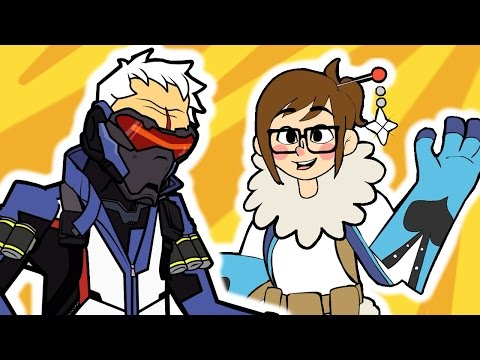 If Overwatch Voice Lines were Animated #2