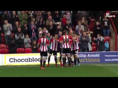 Brentford 2 Rotherham United 1 - An Alan Judge brace seals the three points at Griffin Park
