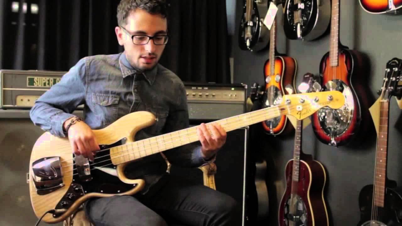 Modulus VJ - Vintage Jazz simil Fender