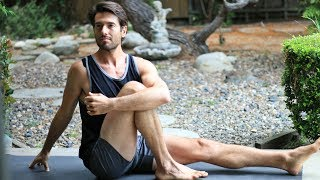 Morning Yoga Workout Flow Strength & Stretch