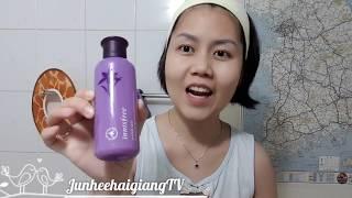 TẬP 50 Review mỹ phẩm Hàn Quốc - TRỌN BỘ MỸ PHẨM DƯỠNG DA HÀN QUỐC CỦA JUNHEEHAIGIANG