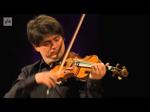 BACH Violin Sonata No. 2 in A minor - Allegro | Fedor Rudin