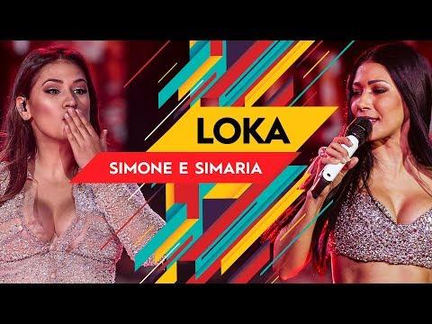 Loka - Simone & Simaria - Villa Mix Goiânia 2017 ( Ao Vivo )
