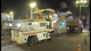 На улице Победы продолжается ремонт дорог и очистка прилегающих участков