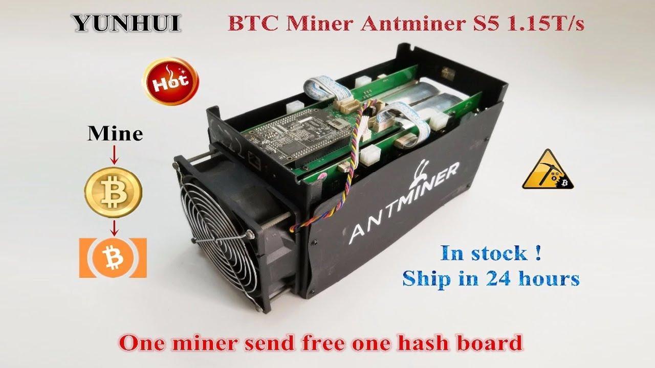 Antminer S5 Eth Antminer S5 Profitability