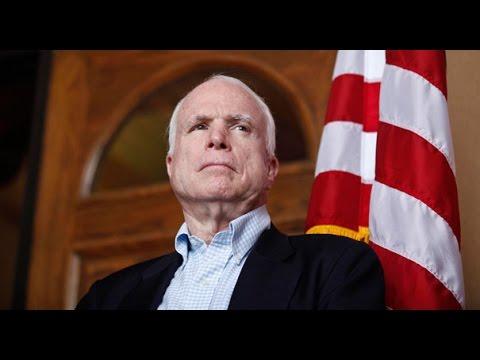 McCain: 'Iraq Was Won' -- Then Obama Lost It