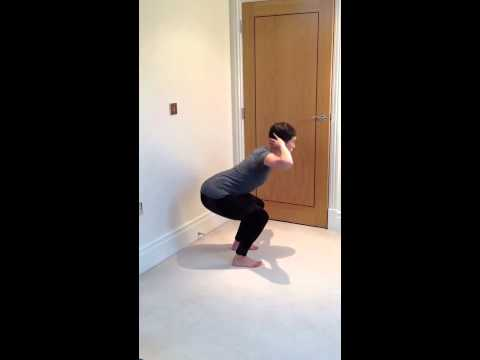 Parallel Bodyweight Squat