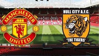 Manchester United Vs Hull City 29th November