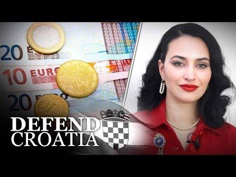 Martina Markota: Croatia – Don't Join The Eurozone!