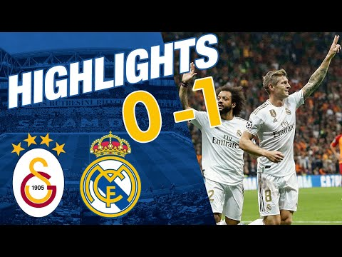 HIGHLIGHTS | Galatasaray 0-1 Real Madrid