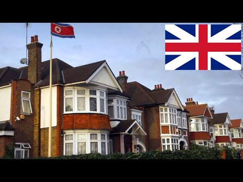 The North Korean Embassy In London Is Hilarious