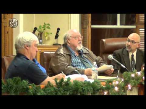 Wellington Village Council 1/4/16 Meeting Seg 3