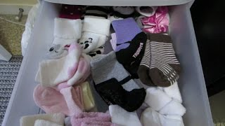 Reborn Baby Sock Collection - Doll Break Ep. 317