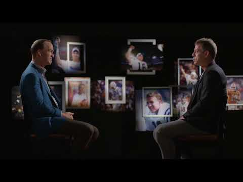 Peyton Manning and Troy Aikman