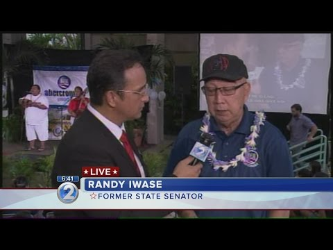 Former state senator Randy Iwase on Gov. Neil Abercrombie