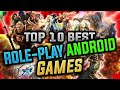 Top 10 BEST RPG Android Games 2016