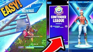 How to WIN ARENA EASILY! Fortnite Ps4/Xbox Tips and Tricks Season 10! (How to Win in Fortnite)