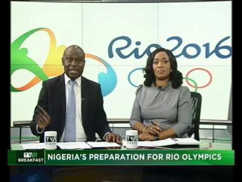 Nigeria's preparation for Rio Olympics