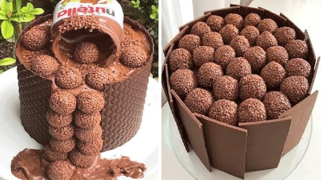 Top Trends Chocolate Cake For Holiday | Most Satisfying Chocolate Cake Decorating Ideas | Mr Cakes
