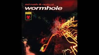 Ed Rush, Optical & Fierce - Wormhole (1998 - VRS001LP)