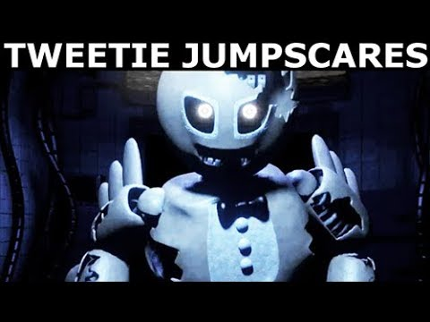 JOLLY 3: Chapter 1 - Tweetie Animatronic Jumpscares (FNAF Horror Game 2017)