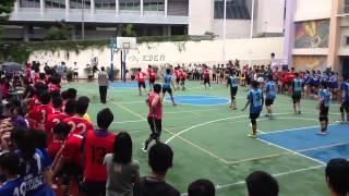 第四屆聯會盃No 21 公開男子P組 乘翔體育會 VS 香港