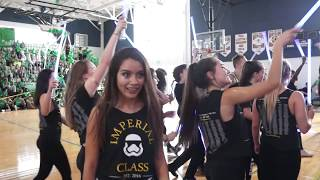 Dreyfoos Senior Pep Rally Dance 2016
