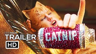 CATS Official Trailer #2 (2019) Idris Elba, Taylor Swift Live Action Movie HD
