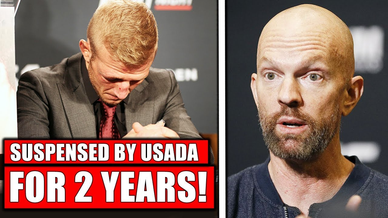 TJ Dillashaw receives two-year USADA suspension after ex-UFC champion tested positive for EPO