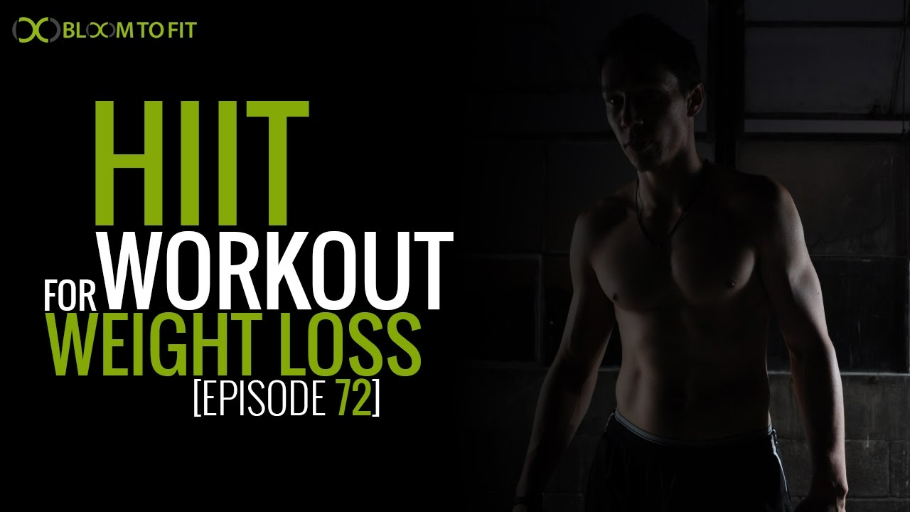 Dirty Bodyweight HIIT Workout for Weight Loss [Episode 72]