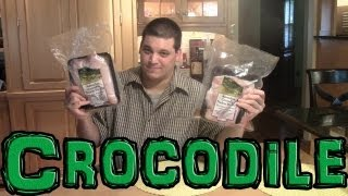 Dave's Exotic Foods - Crocodile