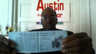 "Austin for Mayor ""Sign me on as Independent on Election day"" February 16, 2013 10:27 AM"