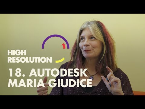 #18: Autodesk VP of Design, Maria Giudice, on the rise of the Design Executive Officer