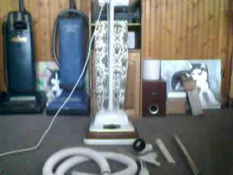 Eureka Upright Vac Doovi