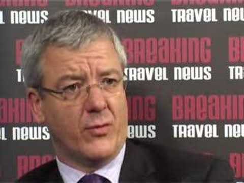 Bob Schumacher, Senior Director UK & Ireland @ WTM 2007