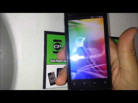 How to ║ Factory Reset HTC EVO Shift 4G ║ Hard Reset & Soft Reset