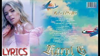 Karol G - KG0516 (Álbum Completo + Lyrics)