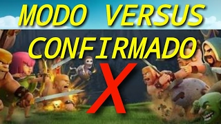 NOVO MODO VERSUS CONFIRMADO!!! VAZOU E A SUPERCELL CONFIRMOU O NOVO MODO DE JOGO DO CLASH OF CLANS!