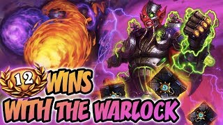 12 Wins With The Perfect Warlock Deck